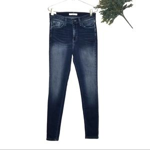 NWOT Kancan High Rise Skinny Stretch Jean